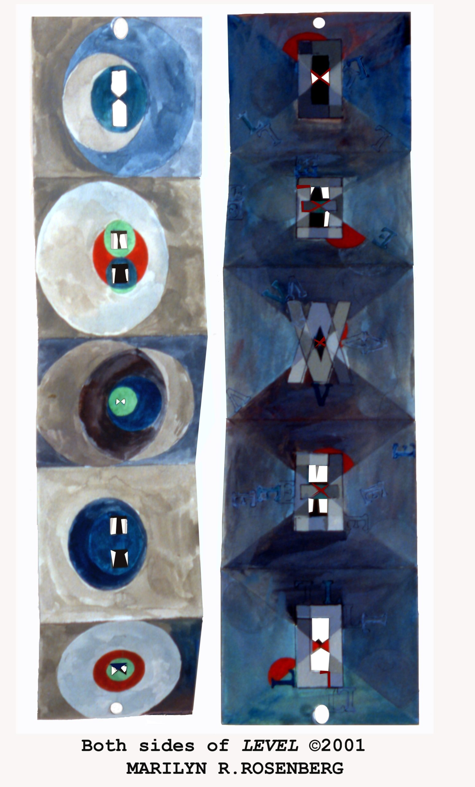 LEVEL (2001 )Marilyn R Rosenberg