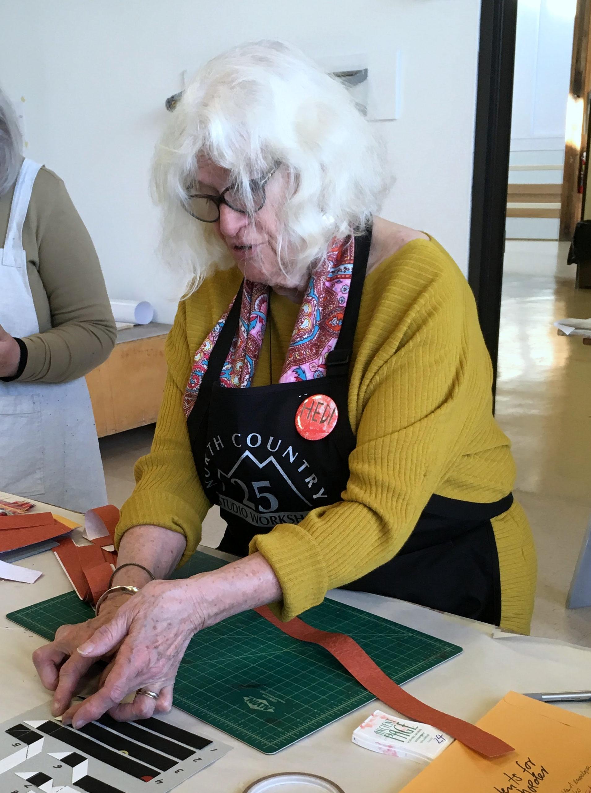 Hedi Kyle teaching book arts