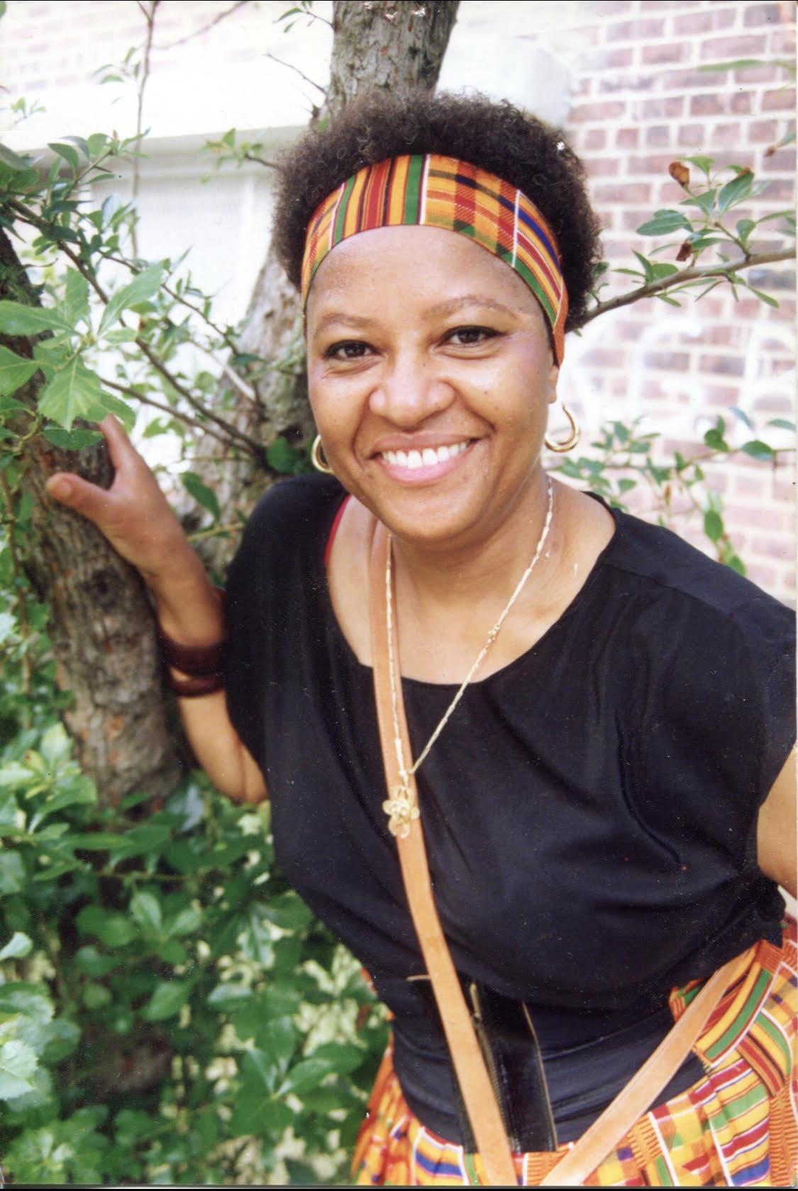 Ruth Edwards smiling warmly at you