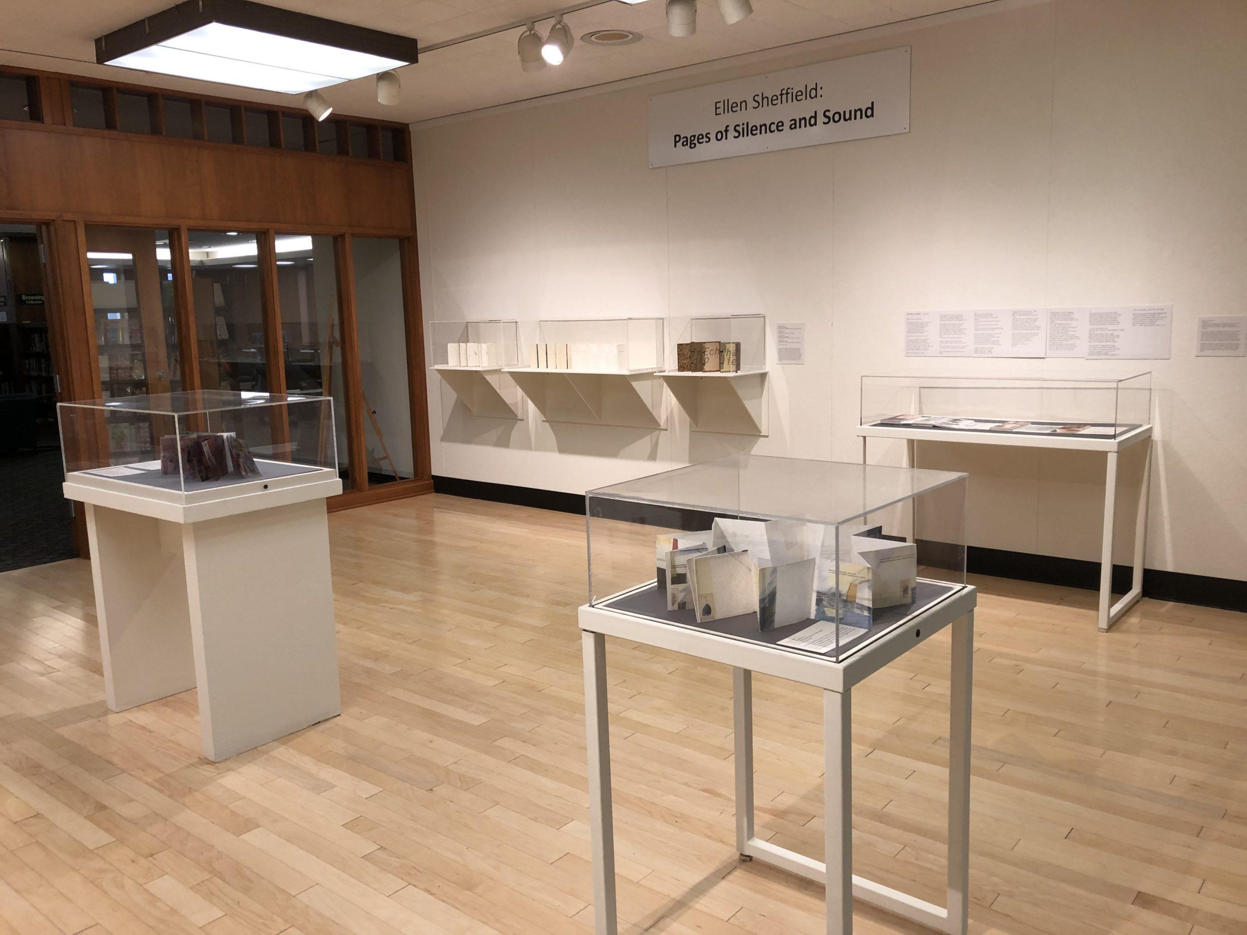 Ellen Sheffield exhibition
