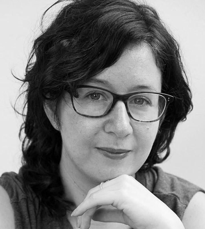 Sheryl Oppenheim headshot. In black & white