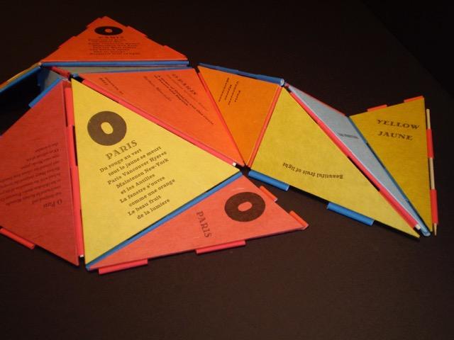 triangular book