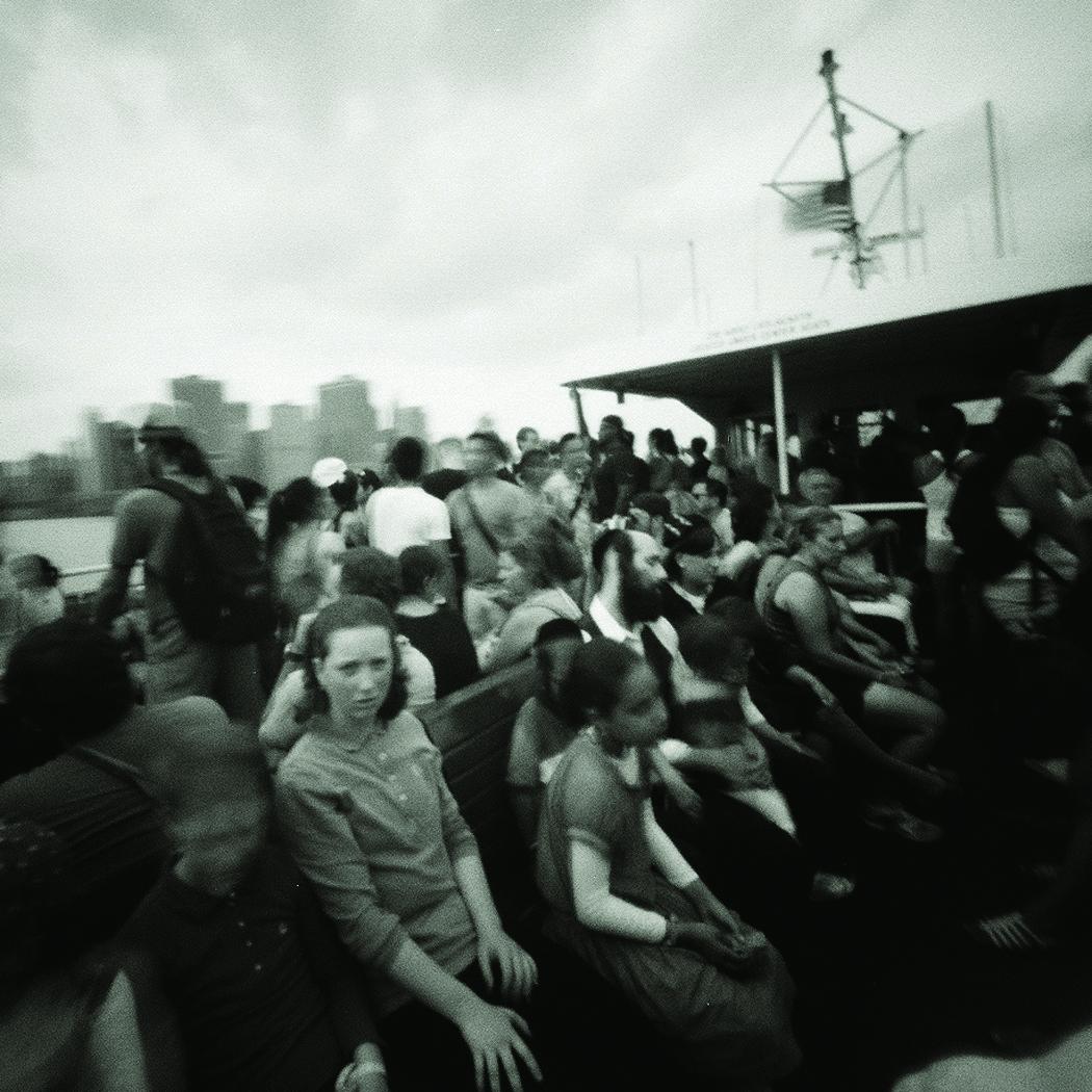 Crossing Brooklyn Ferry by Stefan Killen