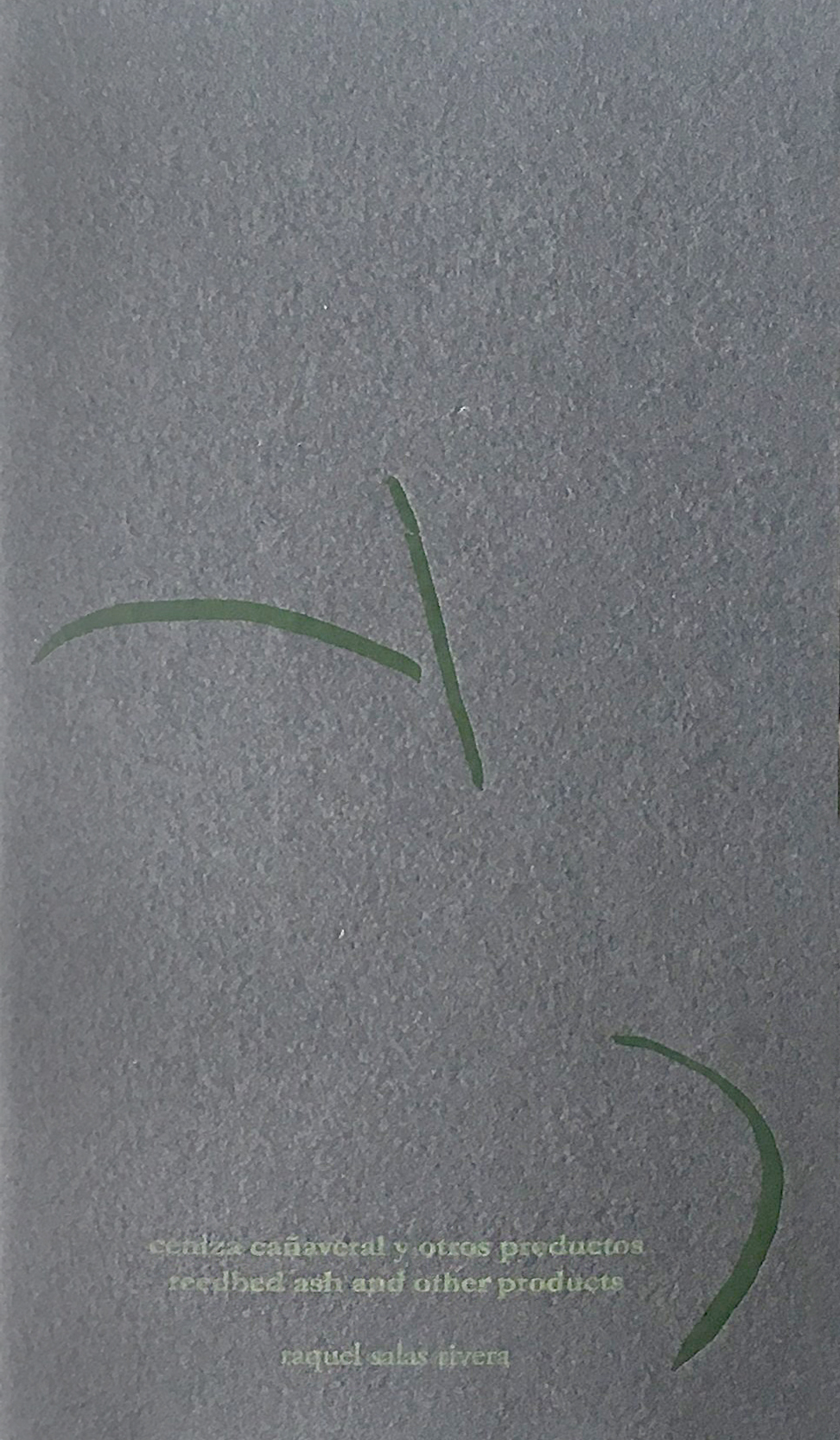 grey textured book cover