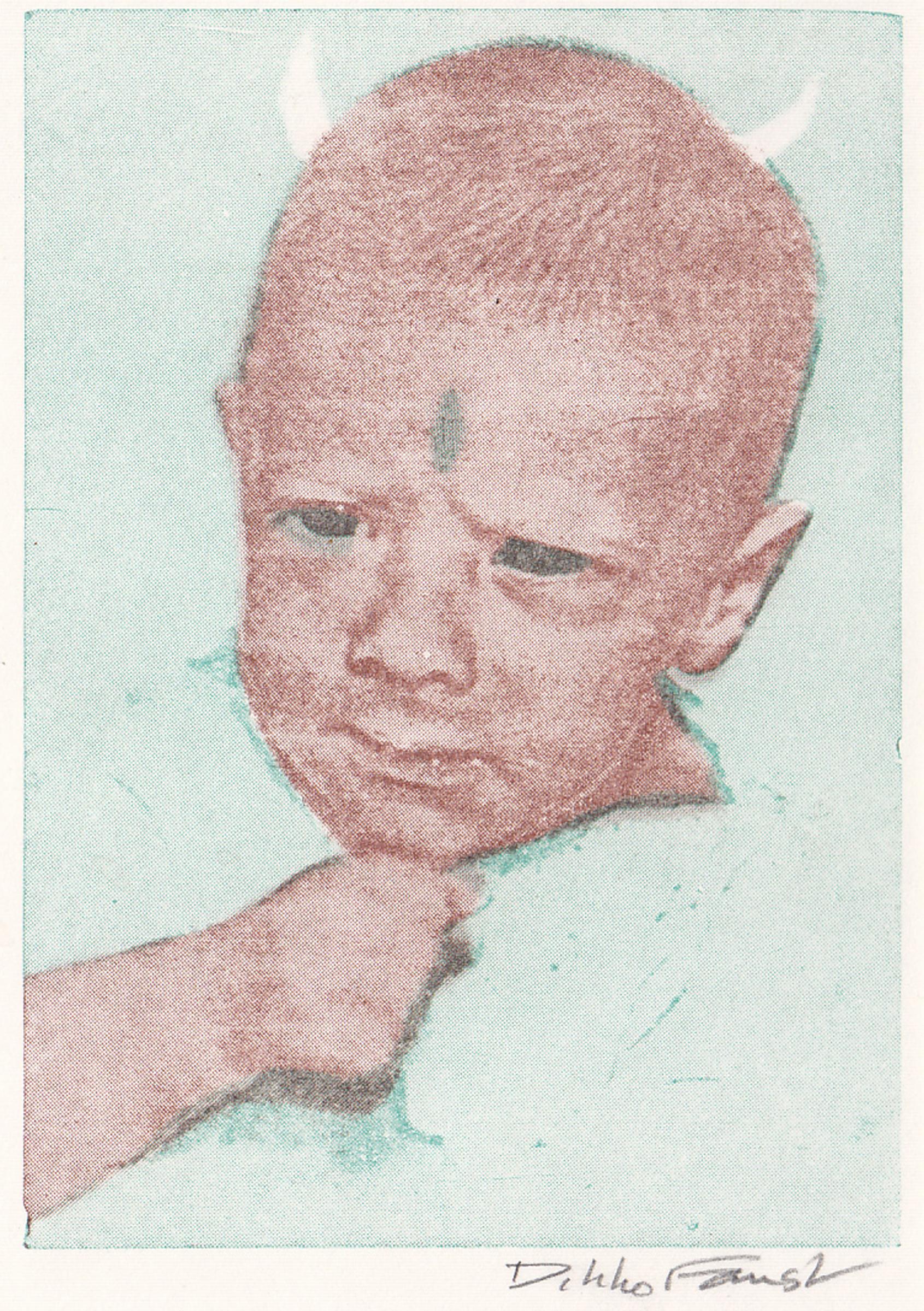 Demon Boy by Dikko Faust