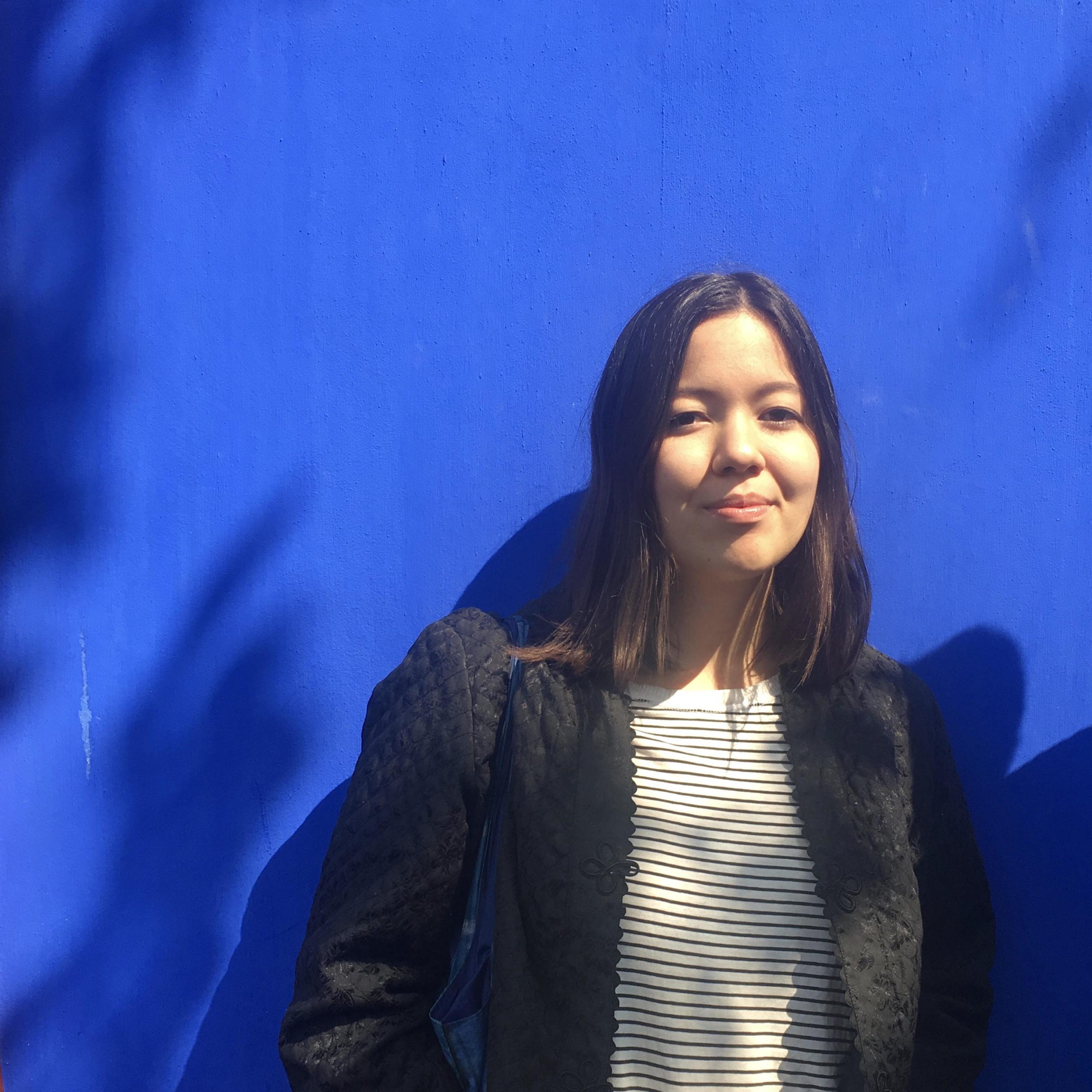 Photo of Isobel Chiang