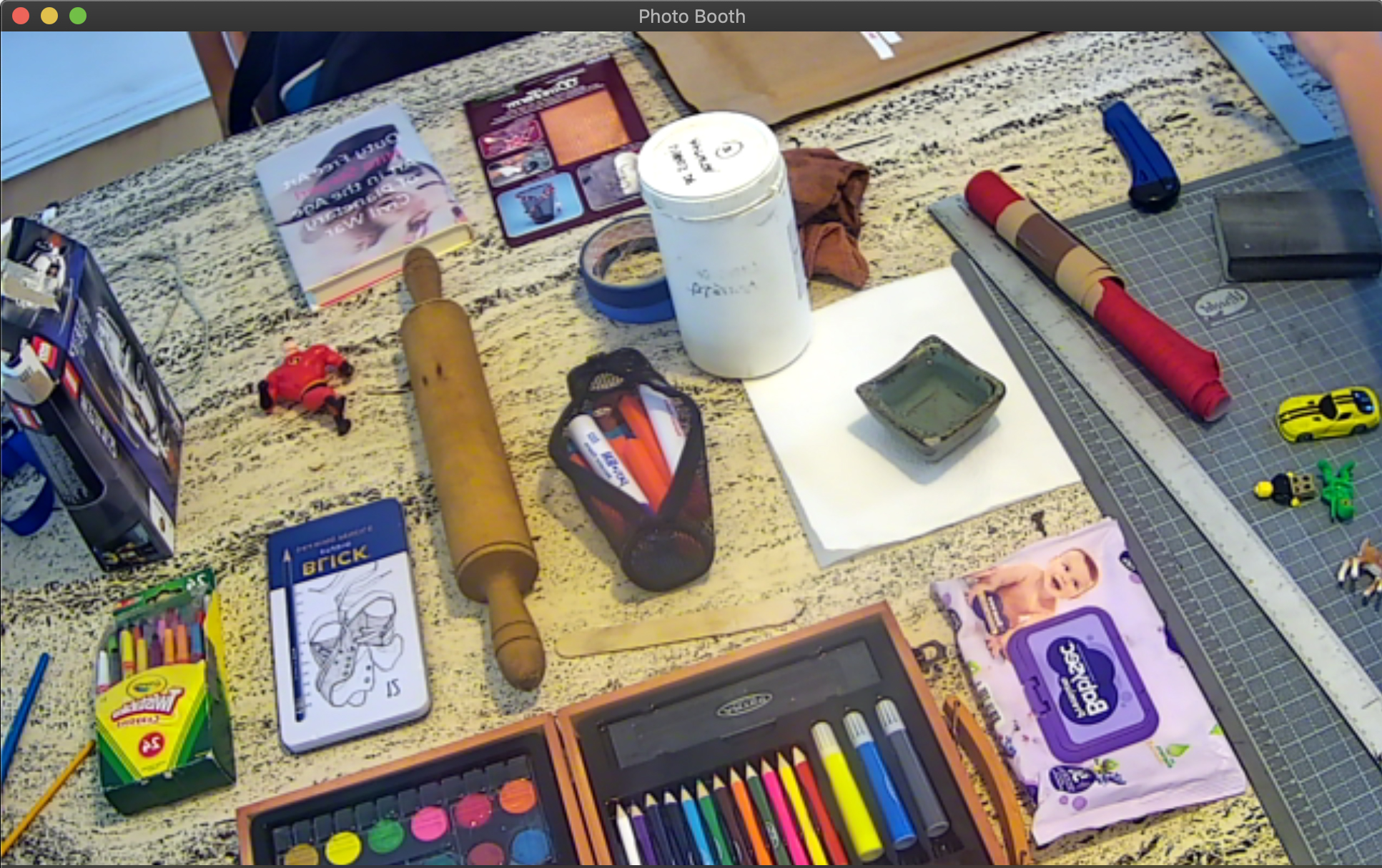 Young Book Artists Supplies