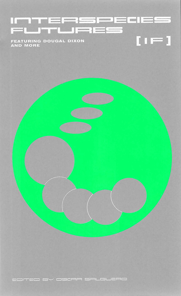 grey book cover with day-glow green circle