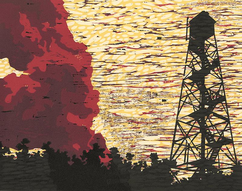 Desolate (2011) by Beth Sheehan